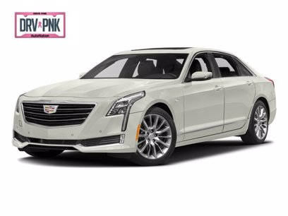 Photo Used 2017 Cadillac CT6 3.0T Premium Luxury AWD for sale