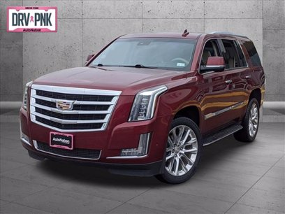 Photo Used 2017 Cadillac Escalade 4WD Luxury for sale