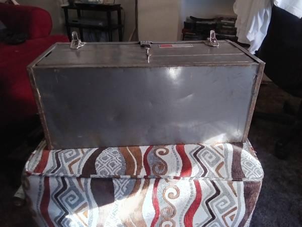 Photo Vintage craftsman 2 drawer toolbox - $35 (Amarillo)