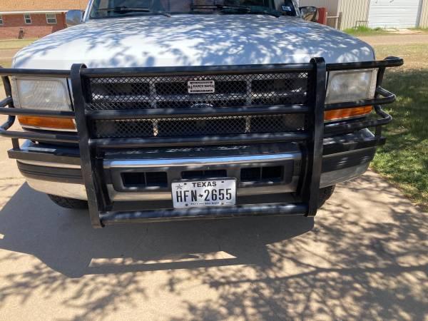 Photo WTB Ranch Hand grill guard 9396 Ford - $135 (Amarillo)