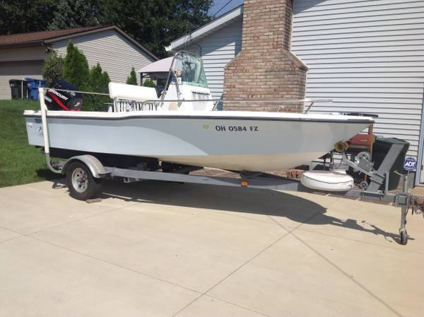 Photo 17 ft. Bayliner Trophy for sale - $8,500 (Uniontown)