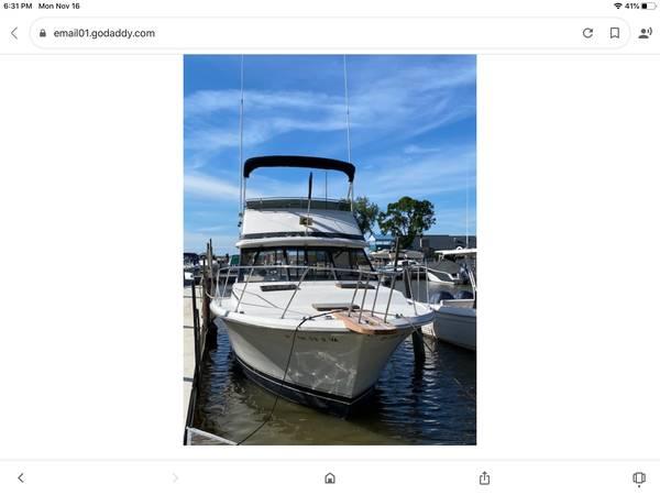 Photo 1975 Trojan Yacht F 32 - $8,900 (Lorain,Oh)