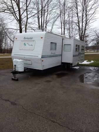 Photo 2002 keystone springdale travel trailer - $6,000 (jefferson)