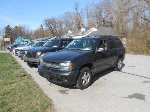 Photo 2005 Chevy Trailblazer 4X4. - $3390 (PERRY OH)
