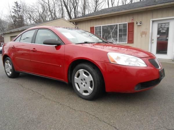 Photo 2007 Pontiac G-6 99.000 miles - $4290 (PERRY OH)