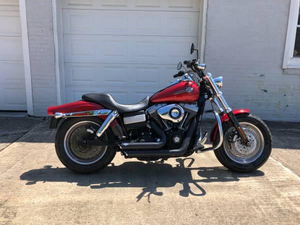 Photo 2008 Harley Davidson Dyna Fat Bob FXDF - $7,495 (Fairport Harbor)