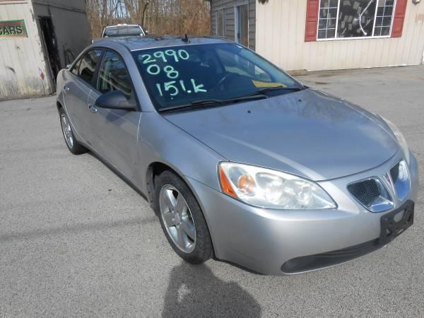 Photo 2008 PONTIAC G-6 - $2990 (PERRY OH)