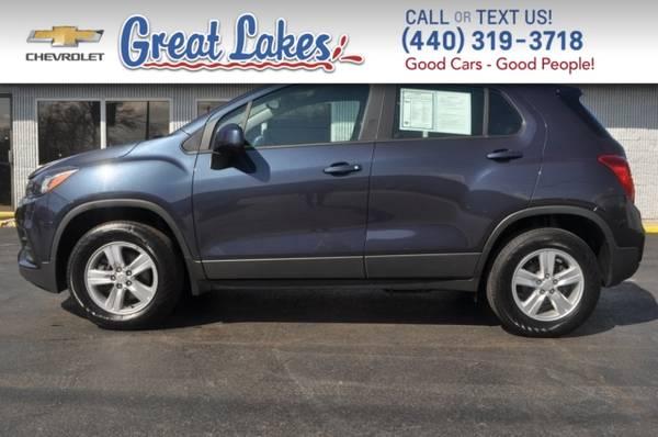 Photo 2019 Chevrolet Trax LS - $17555 (_Chevrolet_ _Trax_ _SUV_)
