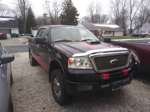 Photo 2 ford f150 5.4s - $4,000 (Madison)