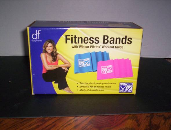 Photo BANDS, BLOCKS, STRAP, PILATES RING AND MORE..new years resolutions - $1 (CRESTON)