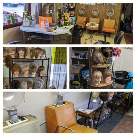Photo Beauty Salon Liquidation Sale (Warren Ohio)