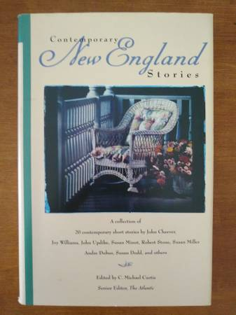 Photo Contemporary New England Stories. Edited by Michael C. Curtis - $5 (Berea)