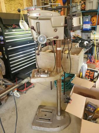 Photo Craftsman Drill Press - $150 (Austinburg)