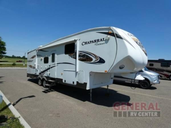 Photo Fifth Wheel 2012 Coachmen RV Chaparral 335RBS - $19,996