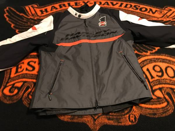 Photo Harley Davidson Canvas Jacket - $195 (Alliance)