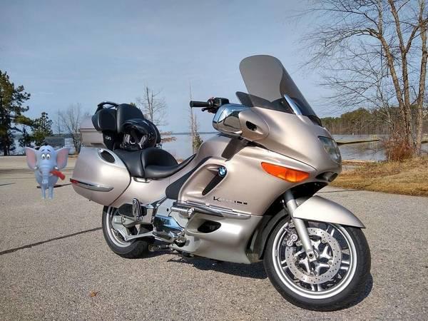 Photo North Carolina 2001 BMW K1200 LT - $4,250 (Cleveland)