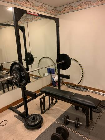 Photo Olympic Bench - $250 (Painesville)