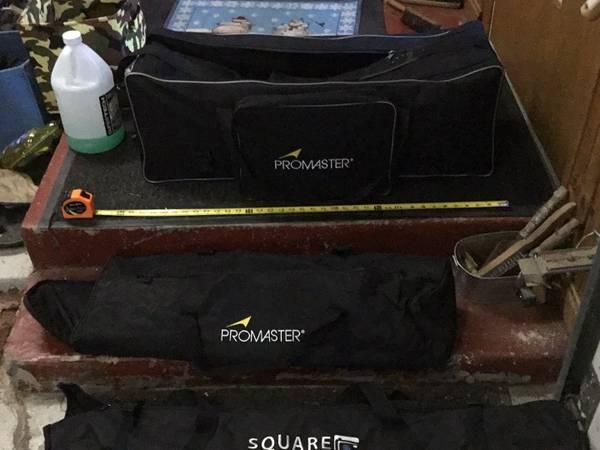 Photo Pro Master and Square perfect - $40 (Brecksville)