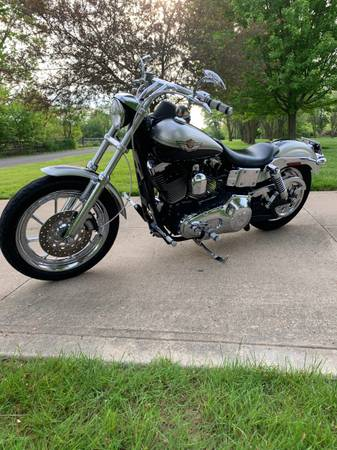 Photo REDUCED PRICE. 2003 Harley Low Rider 100th Anniversary Dyna FXDL - $7,800 (Alliance)