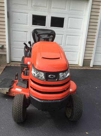 Photo SOLD SIMPLICITY LAWN MOWER - $3,000 (Concord Township Ohio)