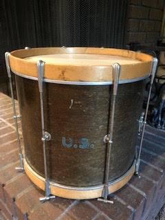 Photo Slingerland Vintage Parade Drum - $125 (Strongsville)