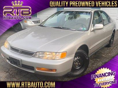 Photo Used 1996 Honda Accord VP Sedan for sale