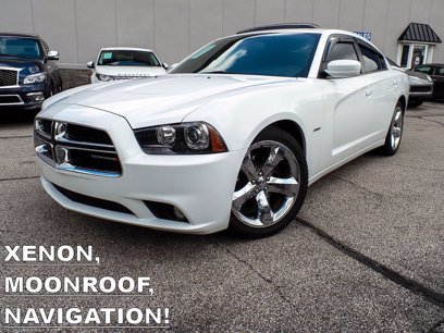 Photo Used 2013 Dodge Charger RT w Wheels  Tunes Group for sale