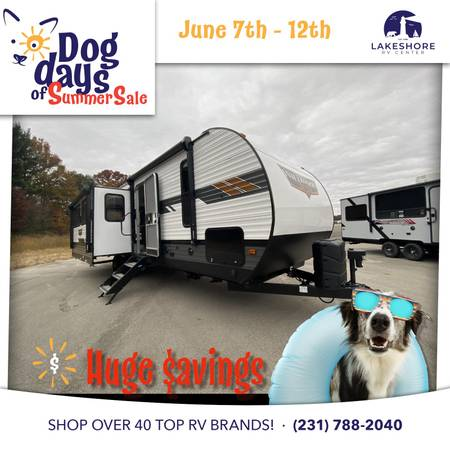 Photo Wildwood 27RE Travel Trailer - IN STOCK AVAILABLE NOW