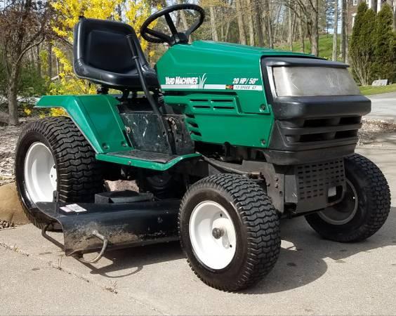 Photo Yard Machines Garden Tractor (Pending) - $375 (ERIE PA)