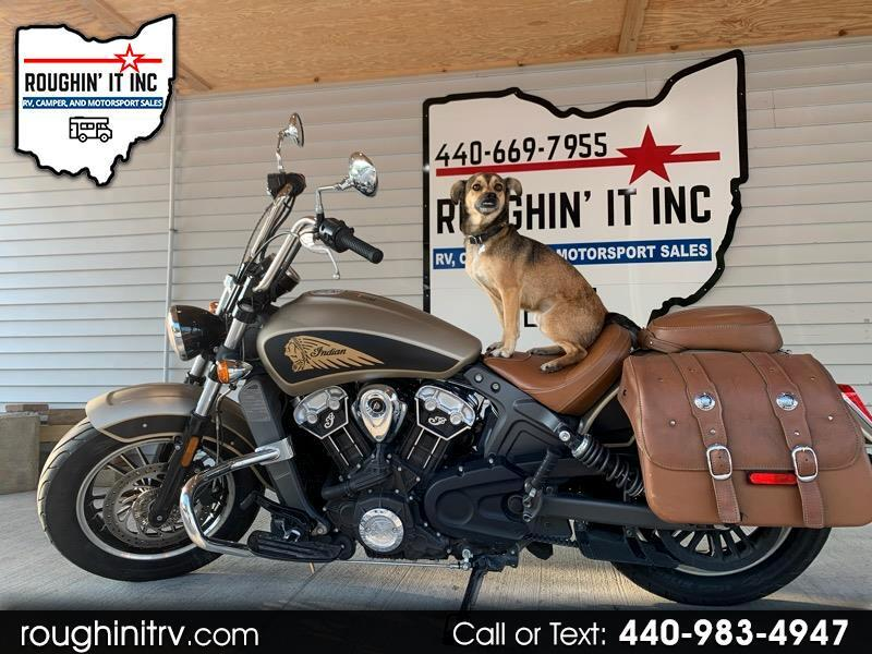Photo 2017 Indian Scout ABS $9288
