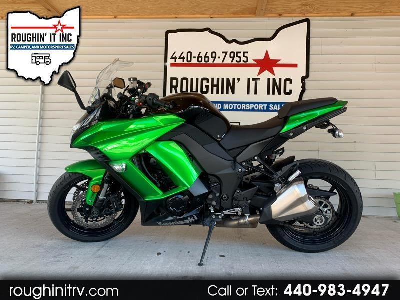 Photo 2015 Kawasaki Ninja 1000 ABS zx1000MFF $9488