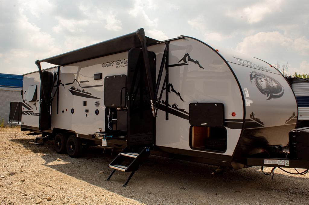 Photo Used 2017 Kz Recreational Vehicles Travel Trailer RV  $16488