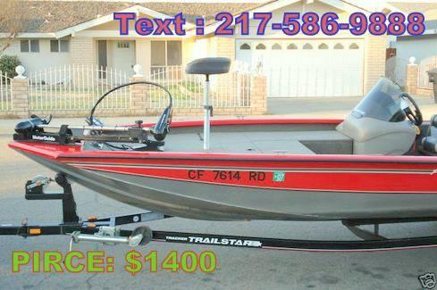 Photo ____4 Stroke Bass Tracker Boat 4 Stroke EFI__$__ (youngstown)