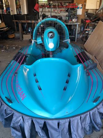 Photo clean chevy 454 cer and hovercraft - $1 (JEFFERSON)