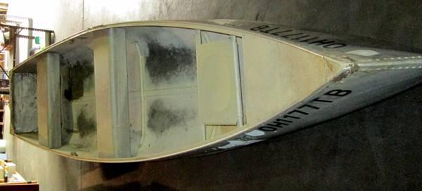 Photo vintage 1439 Sea Nymph Aluminum Boat - $350 (Brook Park)