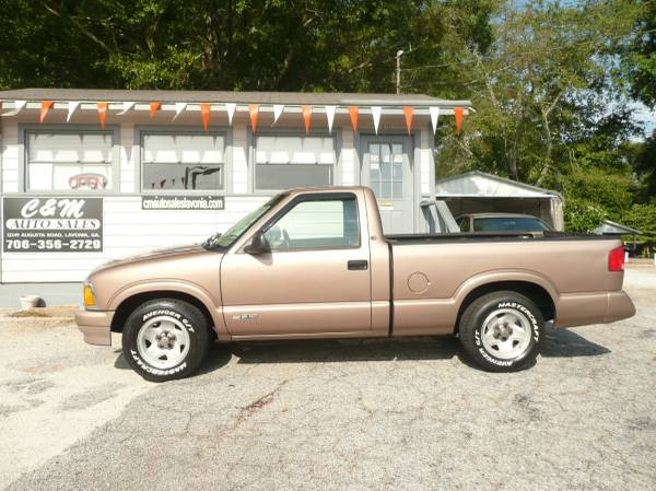 Photo 1997 CHEVROLET S10 LS - $4,495 (Lavonia,GA)