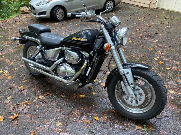 Photo 2002 Suzuki Marauder VZ800 - $2,300 (Acworth)