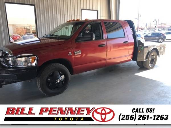 Photo 2007 Dodge Ram 3500 - $14998 (_Dodge_ _Ram 3500_ _Truck_)