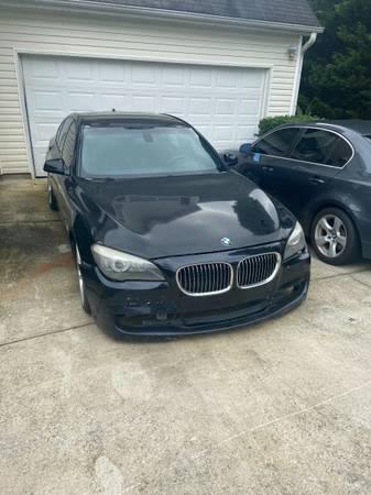 Photo 2011 BMW 750i M-Sport - $5,000 (Atlanta)