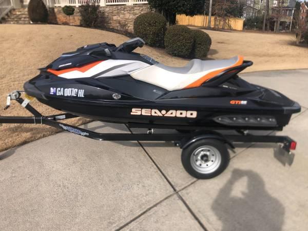 Photo 2013 Sea-Doo Jet Ski - $7,500 (KENNESAW)