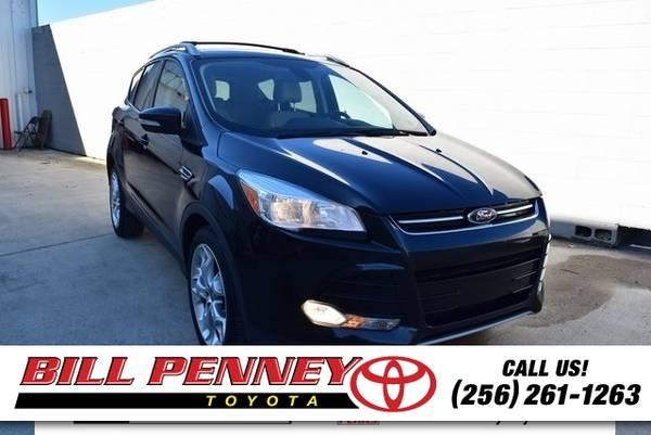 Photo 2014 Ford Escape Titanium - $11434 (_Ford_ _Escape_ _SUV_)