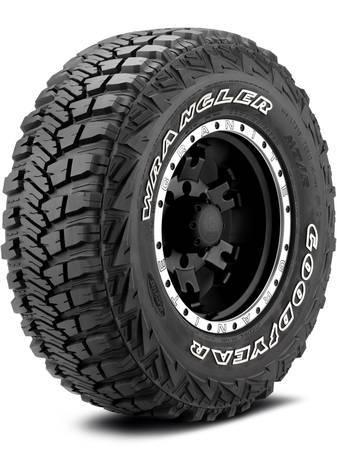 Photo 4 Off-Road Tires - Goodyear Wrangler MTR Kevlar - $750 (Gray Court, SC)