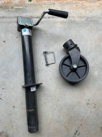 Photo BAL A-Frame Trailer Tongue Jack - 2,000 lb. Sidewind - $30 (Madison GA)
