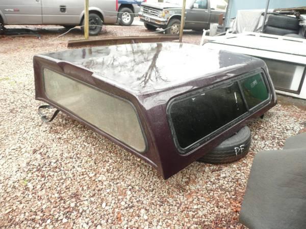 Photo CAMPER SHELL - $175 (Lavonia,GA)