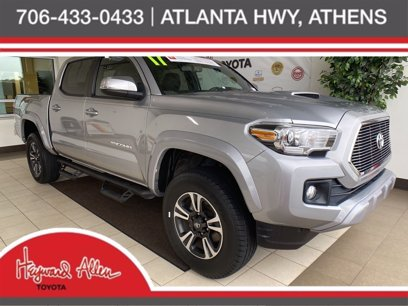 Photo Certified 2017 Toyota Tacoma 4WD TRD Sport for sale