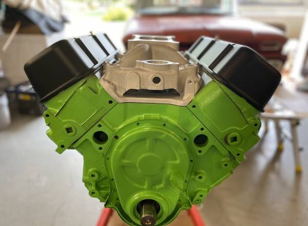 Photo Chevy Big Block 454 Completely Rebuilt - Trade - $4,500