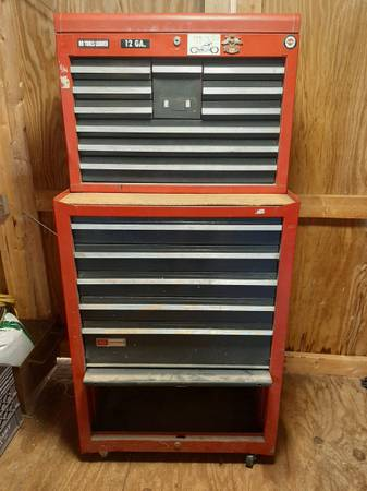Photo Craftsman Tool Chest - $225 (Bostwick)