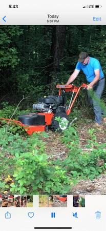 Photo DR all terrain mower brush cutter - $1,500 (Clermont)