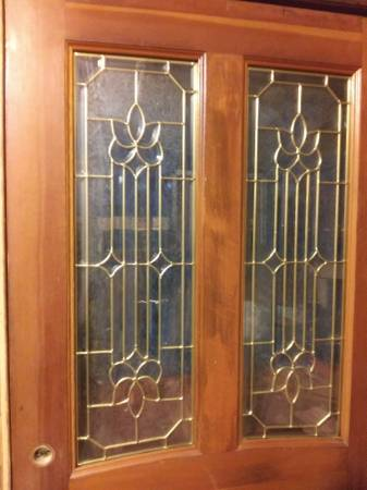 Photo Entrance Door (4 Piece)R (Union point)