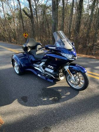 Photo HONDA GOLDWING GL 1800 W CSC ENCORE TRIKE KIT CONVERSION - $35,900 (ROME,GA)